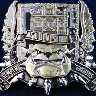 Toronto Police Service 51 Division