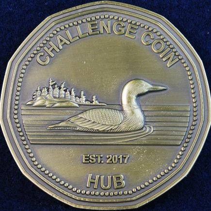 Toronto Police Service Challenge Coin Hub