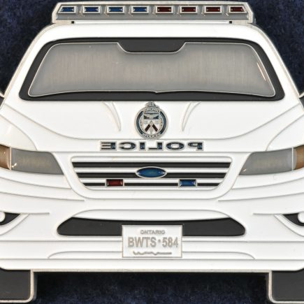 Toronto Police Service Police Car