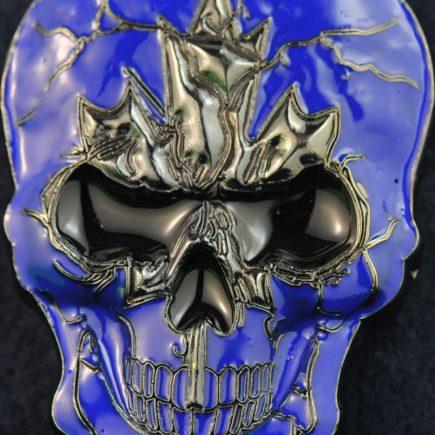 Toronto Police Service Skull