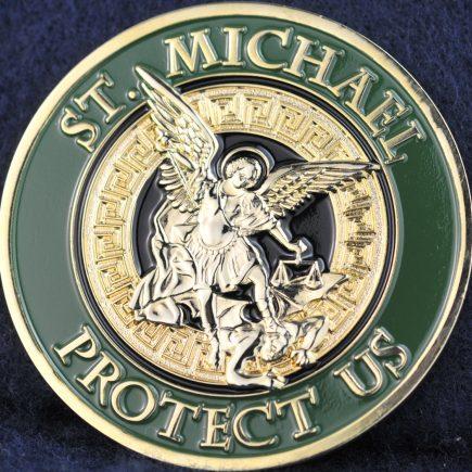 Toronto Police Service St-Michael Green