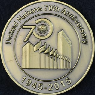 United Nations Security Benevolent Association 70th Anniversary