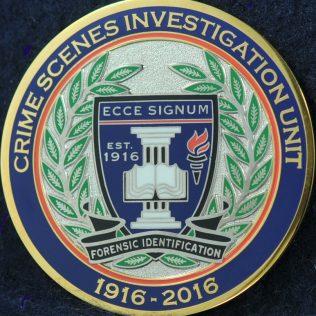 Edmonton Police Service Crime Scene Investigation Unit