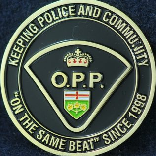 Ontario Provincial Police - Chorus
