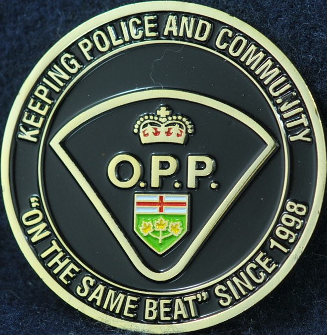 Toronto Police Service - PRIDE in policing   Challengecoins.ca