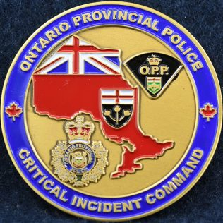 Ontario Provincial Police - Critical Incident Command