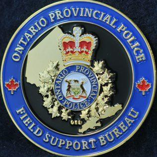 Ontario Provincial Police - Field Support Bureau