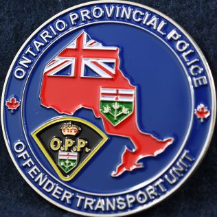 Ontario Provincial Police - Offender Transport Unit