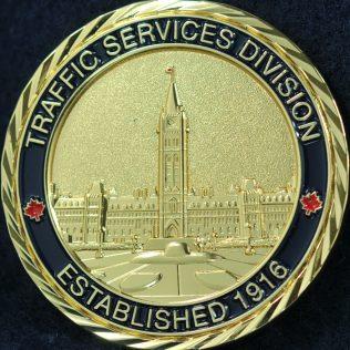 Ottawa Police Service Traffic Services Division