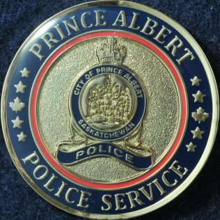 Prince Albert Police Service