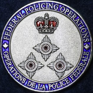 RCMP HQ Division Assistant Commissioner Federal Policing