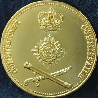 RCMP HQ Division Commissioner Gold
