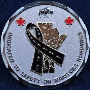 RCMP D Division Traffic services