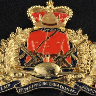RCMP D Division Winnipeg International Airport