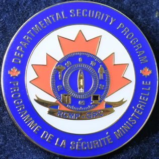 RCMP HQ Division Departmental Security Program