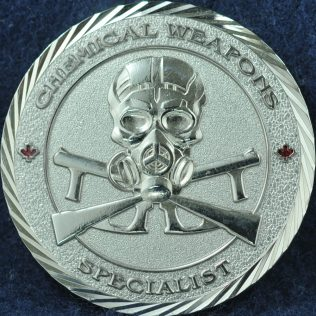 RCMP E Division Chemical Weapons Specialist