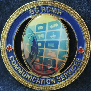 RCMP E Division Communication Services