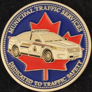 RCMP E Division Coquitlam Municipal Traffic Services