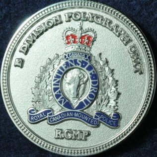 RCMP E Division Major Crime Section Polygraph Unit