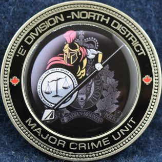 RCMP E Division Major Crime Unit North District