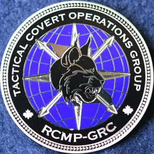 RCMP E Division Tactical Covert Operations Group