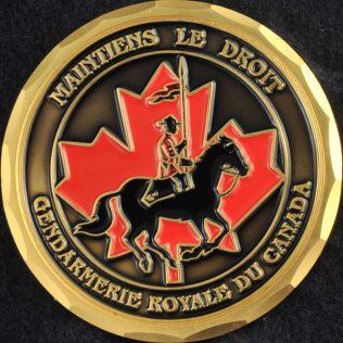 RCMP E Division Vernon North Okanagan