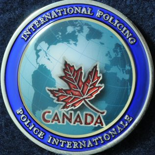 RCMP HQ Division International Policing