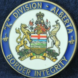 RCMP K Division Border Integrity