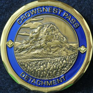 RCMP K Division Crowsnest Pass Detachment
