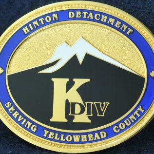 RCMP K Division Hinton Detachment