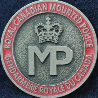 RCMP K Division NCO Mess