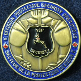 RCMP K Division Protective Security Operations