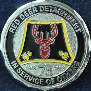 RCMP K Division Red Deer Detachment