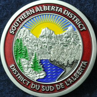 RCMP K Division Southern Alberta District