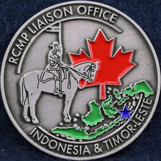 RCMP HQ Division Liaison Office Indonesia and Timor Leste
