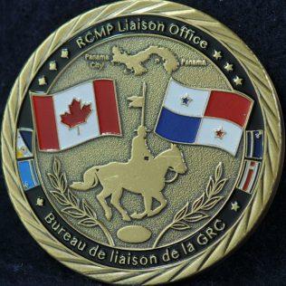 RCMP HQ Division Liaison Office Panama