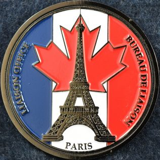 RCMP HQ Division Liaison Office Paris