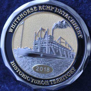 RCMP M Division Whitehorse Detachment