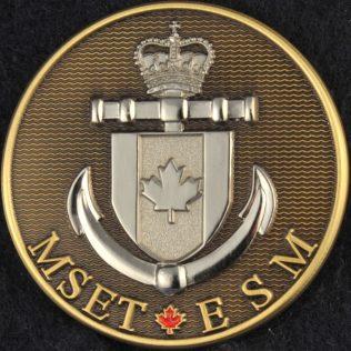 RCMP HQ Division MSET ESM