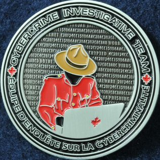 RCMP HQ Cybercrime Investigative Team