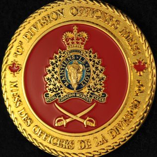 RCMP O Division Officers Mess
