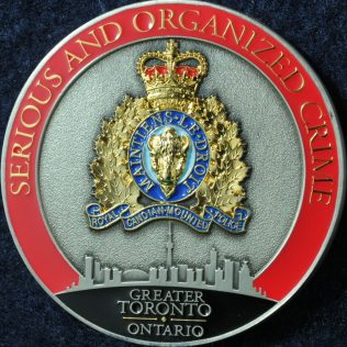 RCMP O Division Ontario Combined Forces Special Enforcement Unit