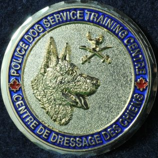 RCMP HQ Division Police Dog Service Training Centre