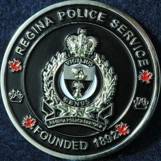 Regina Police Service K-9 Unit