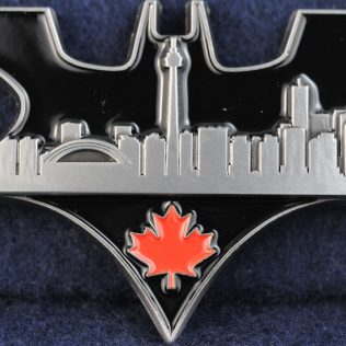 Toronto Police Service Batman