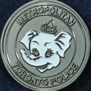 Toronto Police Service Elmer white