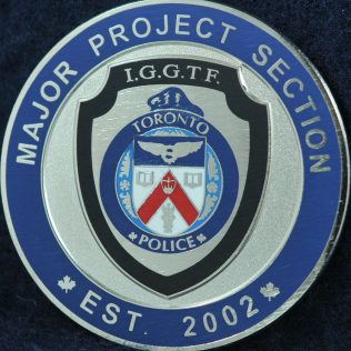 Toronto Police Service Major Project Section
