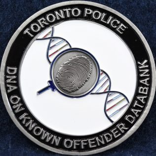 Toronto Police Service National DNA Databank