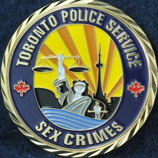 Toronto Police Service Sex Crimes