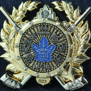 Toronto Police Service Toronto Maple Leafs 100th Anniversary
